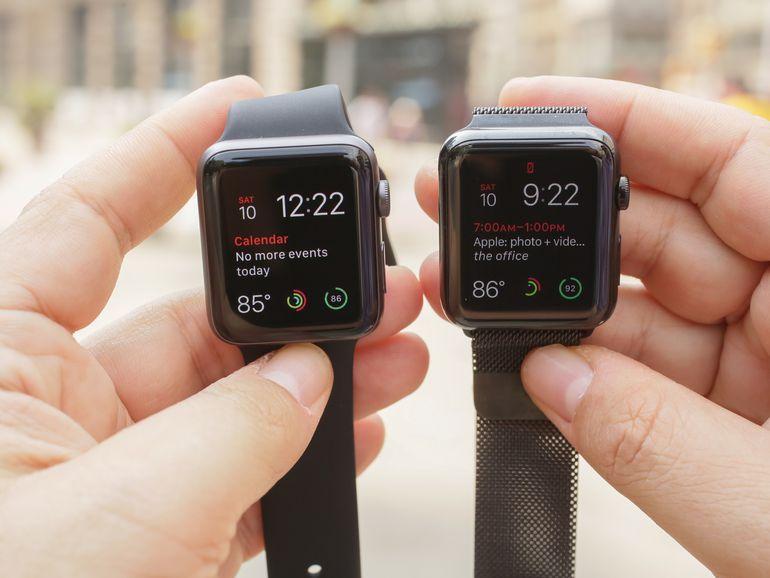 Smartwatch : Apple domine avec près de 50% de parts de marché