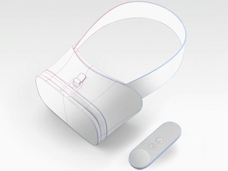 Daydream View : le casque de réalité virtuelle de Google coûterait 79 dollars