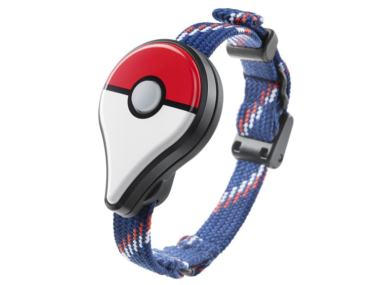 Pokémon Go Plus bracelet
