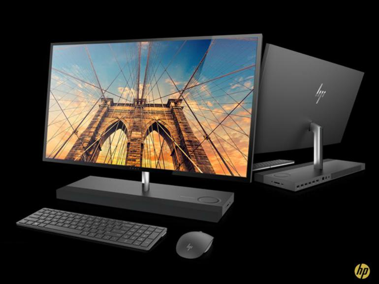 HP Envy tout-en-un (2017): un renouveau axé sur le design