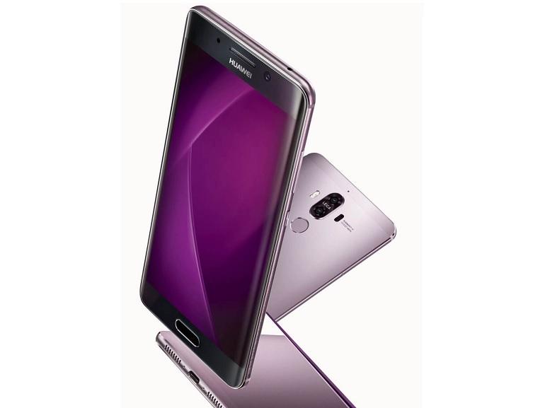 Huawei Mate 9 Pro, de l'incurvé à un prix ahurrisant de 1300 dollars ?