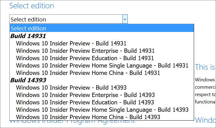 ISO Windows 10