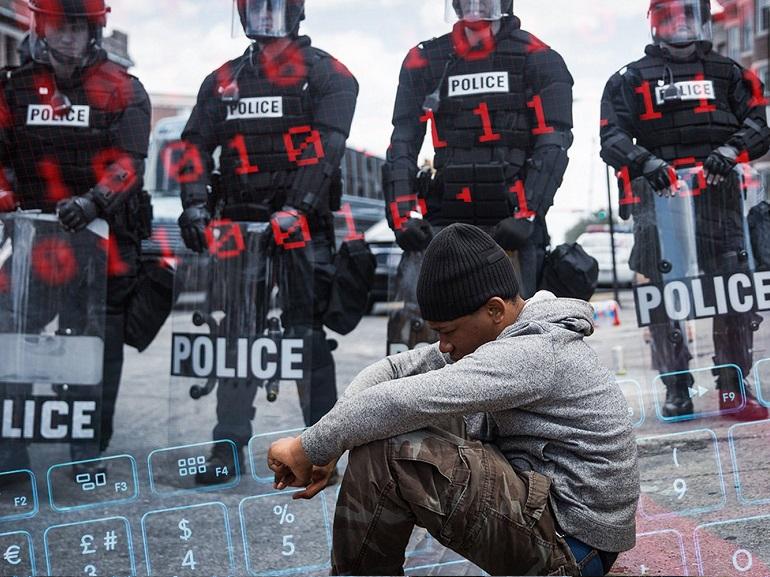 La police britannique prépare une IA qui sera capable d'anticiper les crimes