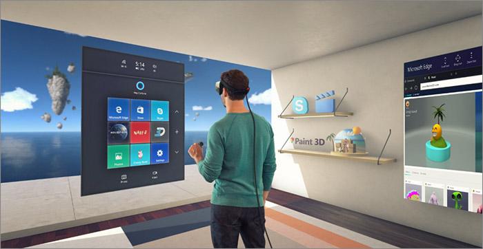 Pièce de réalité virtuelle