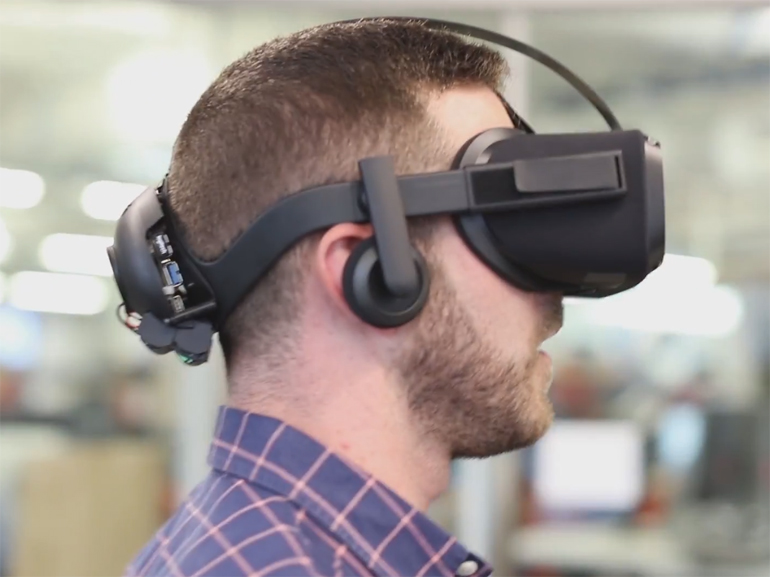 Santa Cruz ou le futur casque de réalité virtuelle autonome d'Oculus