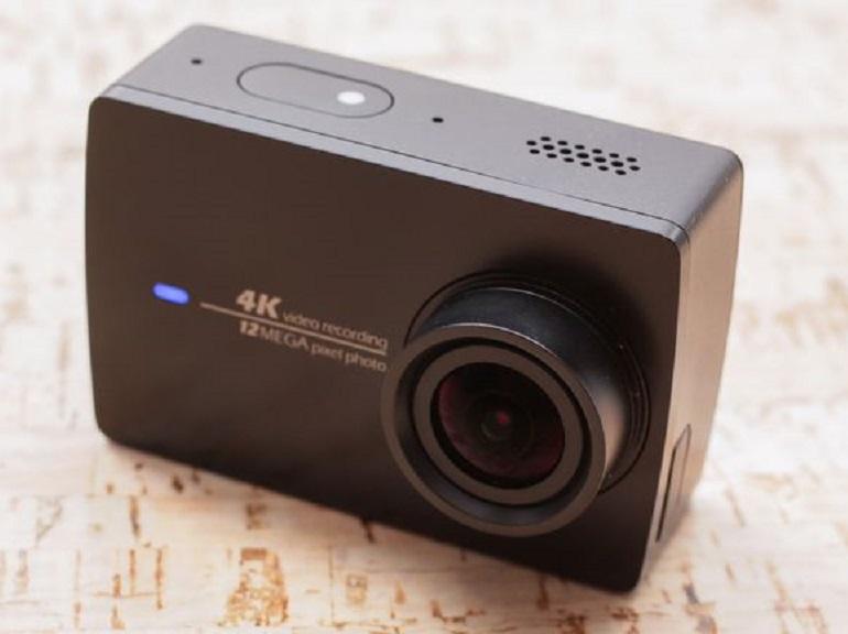 Bon plan : l'action cam YI 4K Discovery est à 47€ au lieu de 70