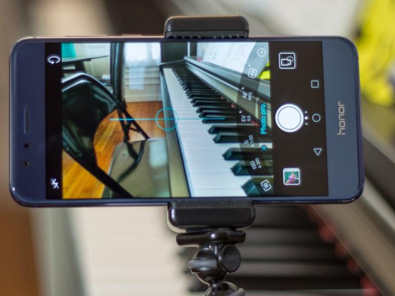 Honor 8 : maîtrisez les réglages avancés de l'appareil photo