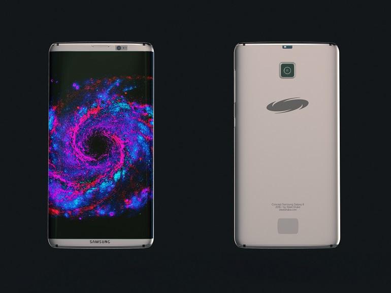 Galaxy S8 :