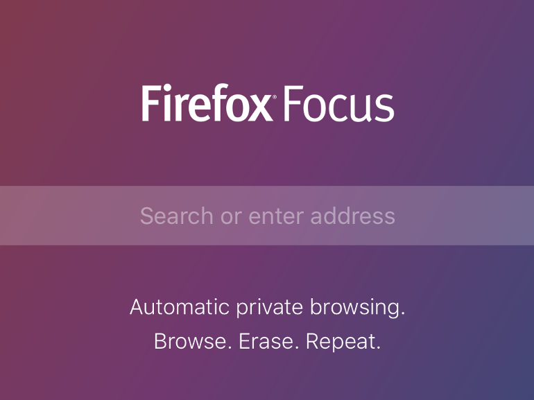 Firefox Focus: le navigateur iOS pour protéger sa vie privée en ligne