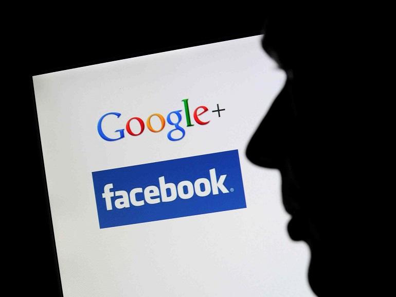 Facebook et Google à l'assaut des « fake news » en France avant l'élection