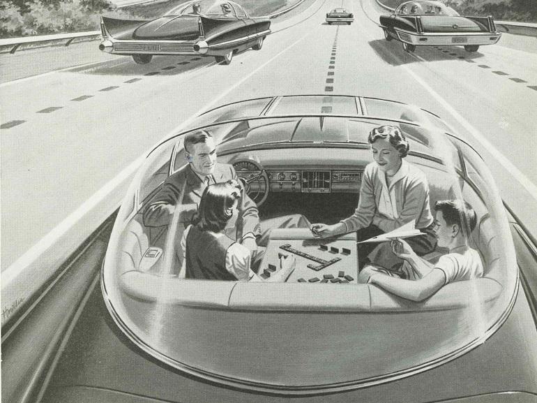 Avec les voitures autonomes, quels métiers vont disparaître ?