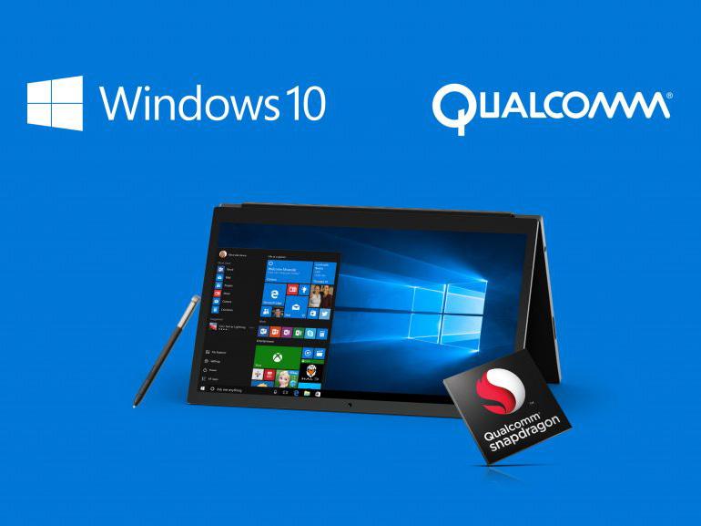 Microsoft : un appareil équipé d'un processeur Snapdragon 845 en projet