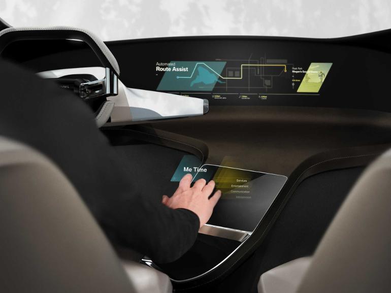 CES 2017: BMW présentera une interface holographique