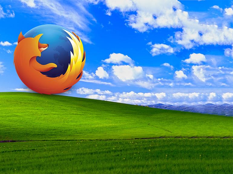 Firefox : Mozilla annonce la fin du support pour XP et Vista
