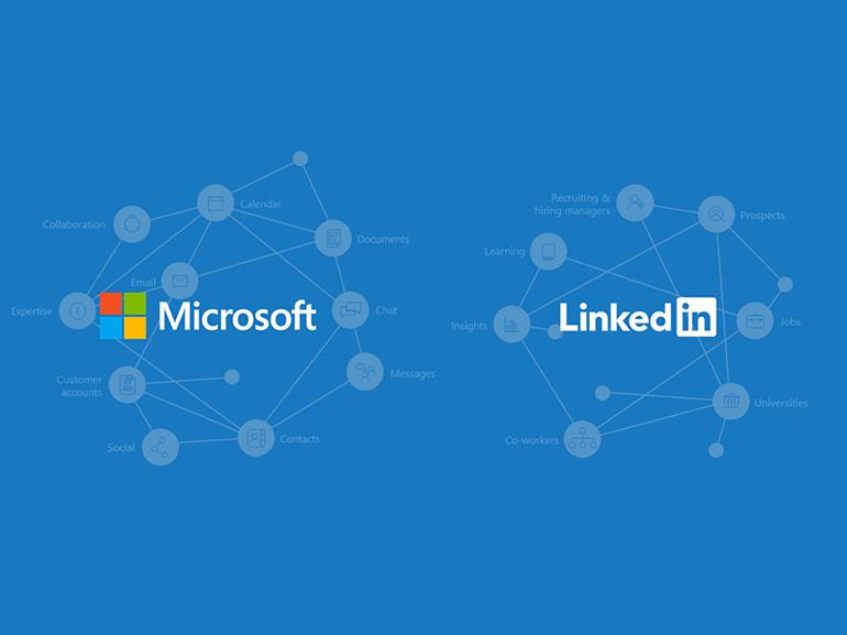 LinkedIn dépasse les 500 millions d'utilisateurs, Microsoft commence l'intégration dans ses services