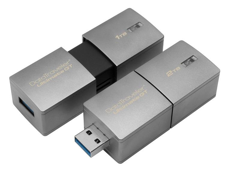 CES 2017 : une clef USB de 2 To chez Kingston