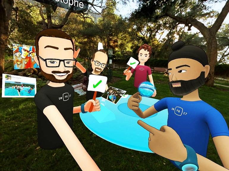 Spaces : la réalité virtuelle de Facebook fera-t-elle de nous des zombies ?