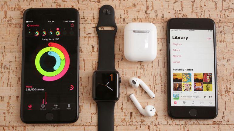 Test Apple AirPods : notre avis CNET France