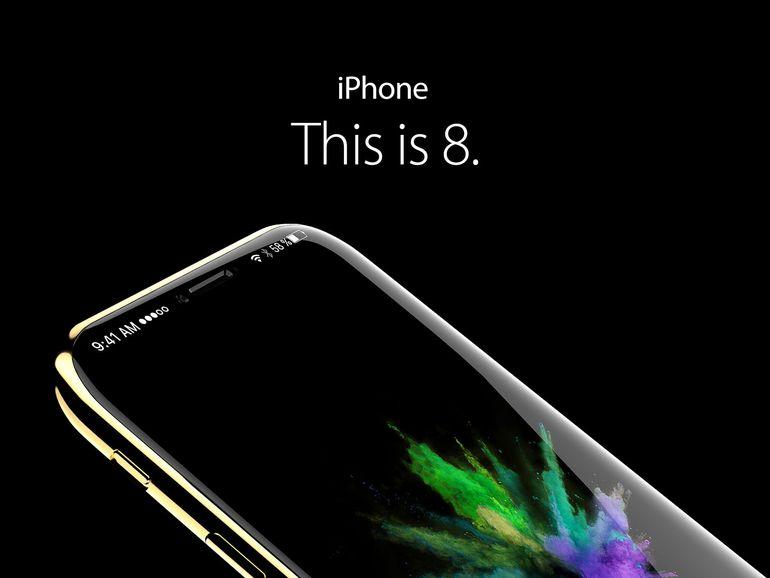 iPhone 8 : 2 modèles en alu et un troisième en verre ?