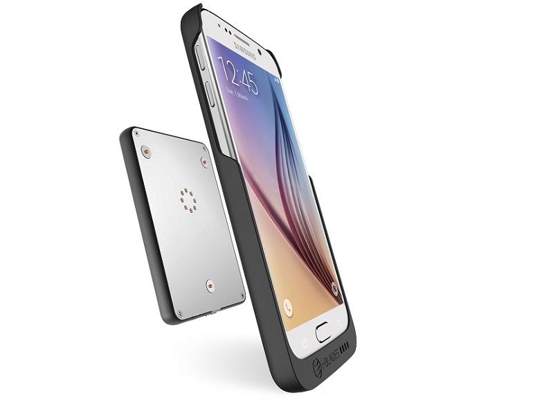 CES 2017 : les Samsung Galaxy S7 et S6 deviennent modulaires avec Smartblade