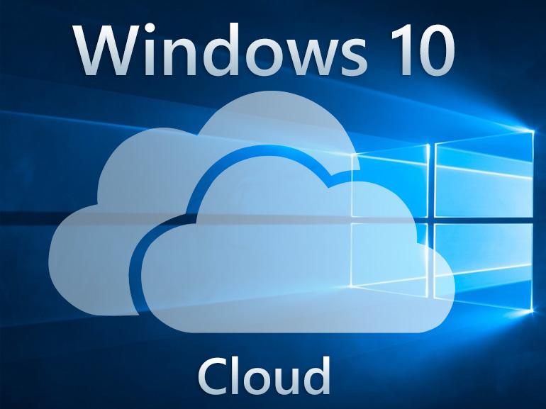 Windows 10 Cloud : un fond d'écran dédié pour se différencier des versions complètes
