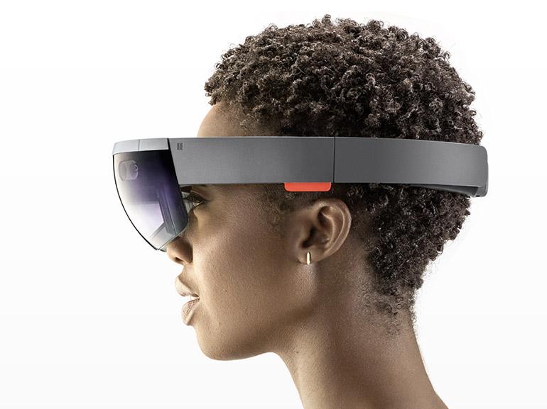 Microsoft prépare une version 3 de son casque Hololens pour 2019