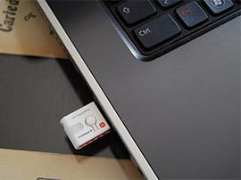 Clé USB de sécurité U2F HyperFIDO