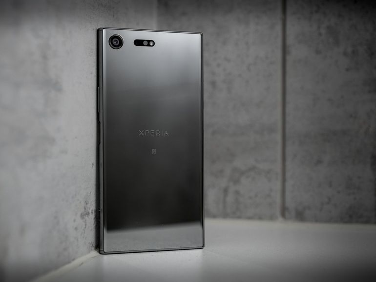 Le Sony Xperia XZ Premium reçoit le prix du