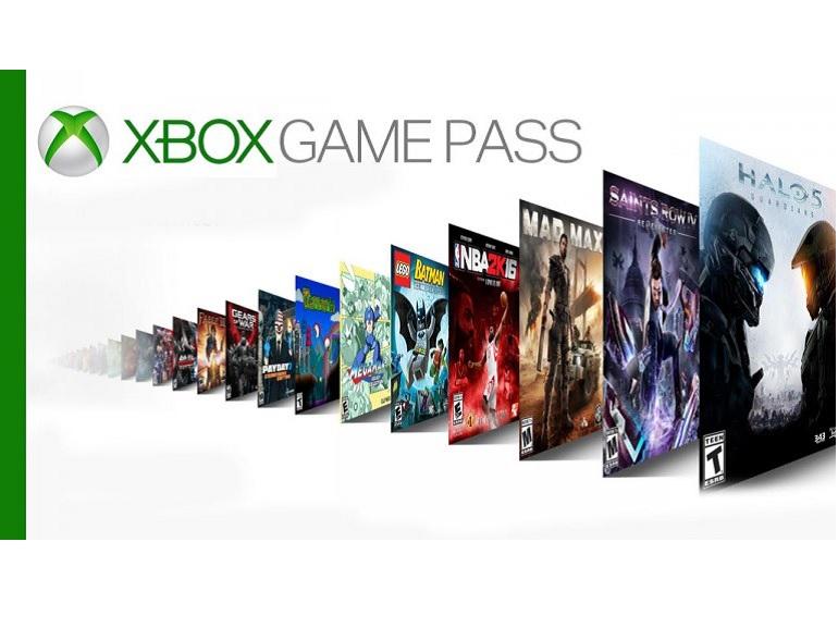 La location de jeux via le Xbox Game Passe sera disponible le 1er juin