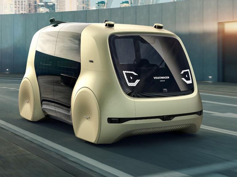 Sedric : la voiture autonome de demain selon Volkswagen