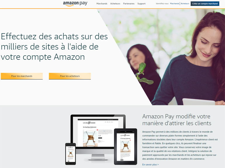 Amazon Pay : PayPal a un nouveau concurrent en France