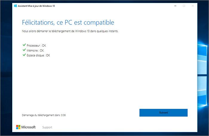 PC compatible Creators Update