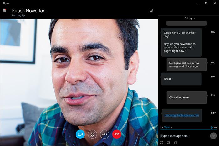 Nouveau Skype