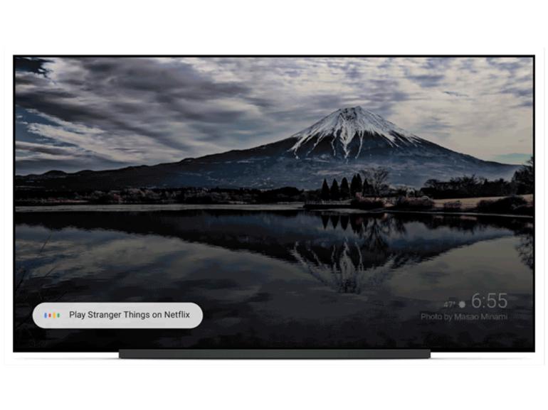Google Assistant sur Android TV, c'est pour bientôt aux USA