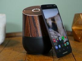 Google Home, l'enceinte intelligente de Google qui veut tout contrôler