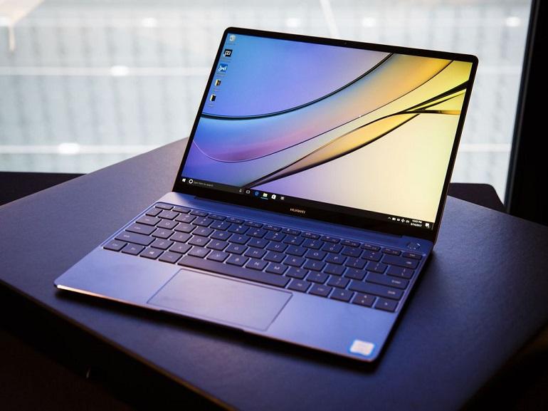 Matebook X : prise en main du MacBook de Huawei (et des autres Matebook)