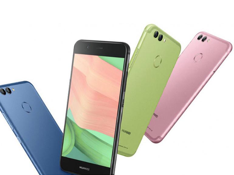 Nova 2 et Nova 2 Plus : Huawei met le paquet sur la photo (et les selfies)