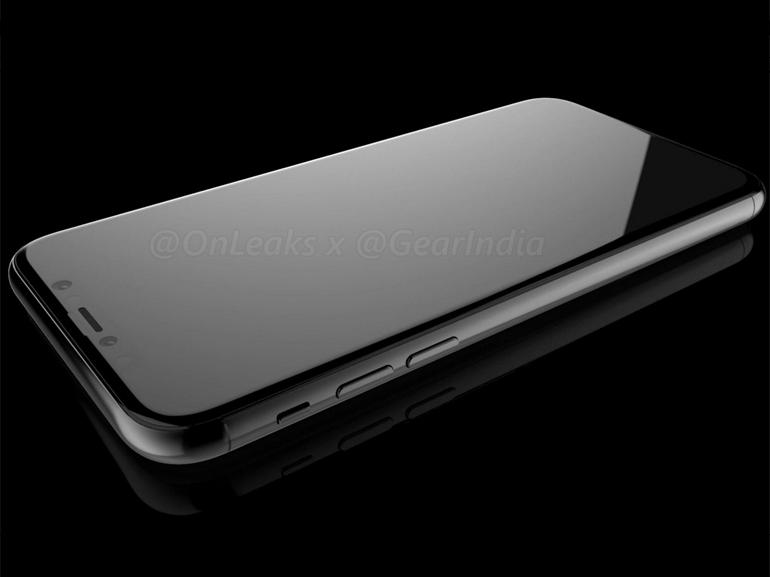 iPhone 8 : un rendu 3D en vidéo dévoile le design du smartphone