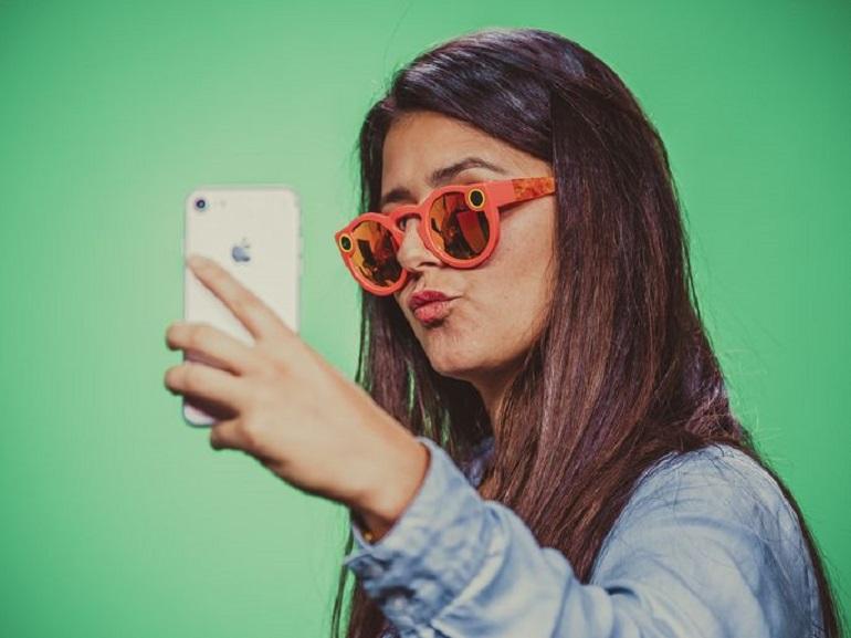 Snapchat dysmorphophobie ou quand les filtres photo créent des troubles de la personnalité
