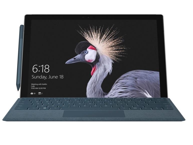 La nouvelle Surface Pro 5 se montrerait, sans grande nouveauté