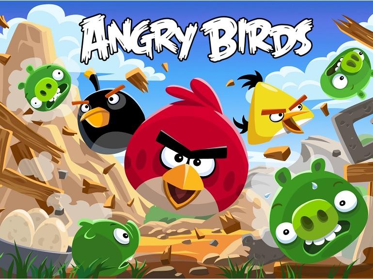 Rovio l'éditeur à l'origine d'Angry Birds pourrait passer sous pavillon chinois