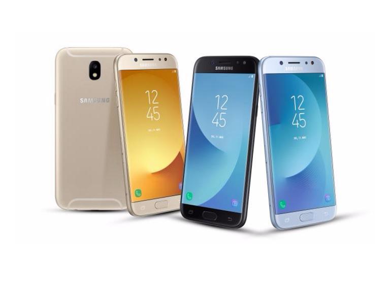 Samsung Galaxy J3, J5 et J7 version 2017 : prix, date de sortie et caractéristiques, ce qu'il faut retenir [MAJ]