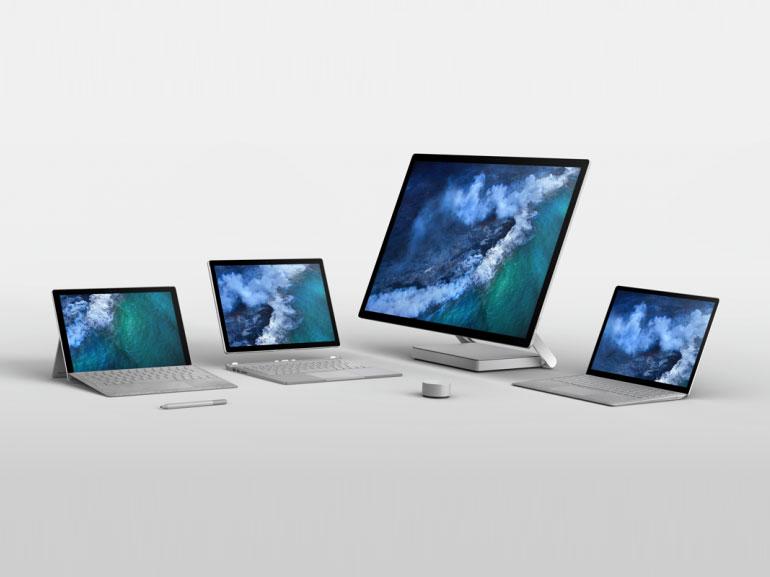 Microsoft Surface : des fuites avant les annonces, la rumeur Andromeda de retour