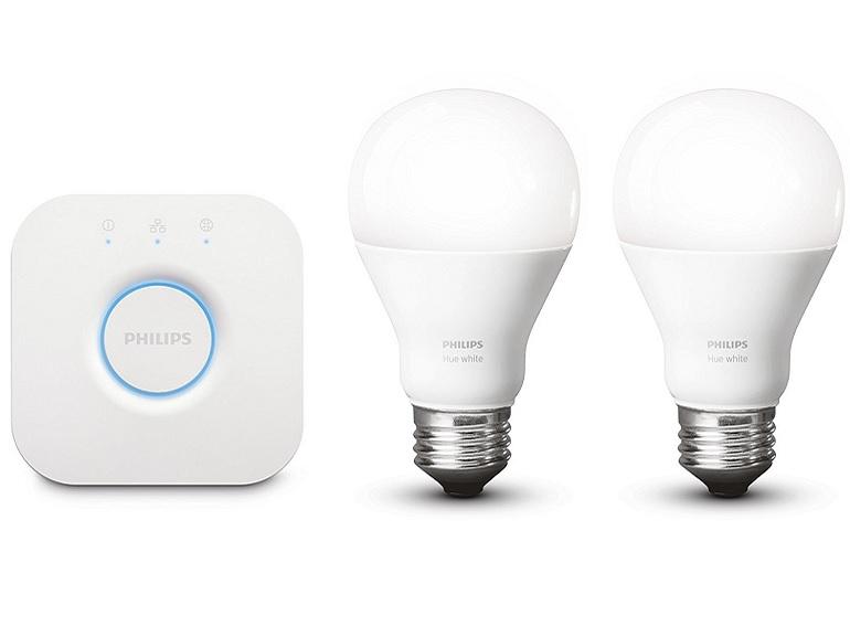 Bon plan : kit lumière connectée Philips HUE + 3 ampoules à 109€