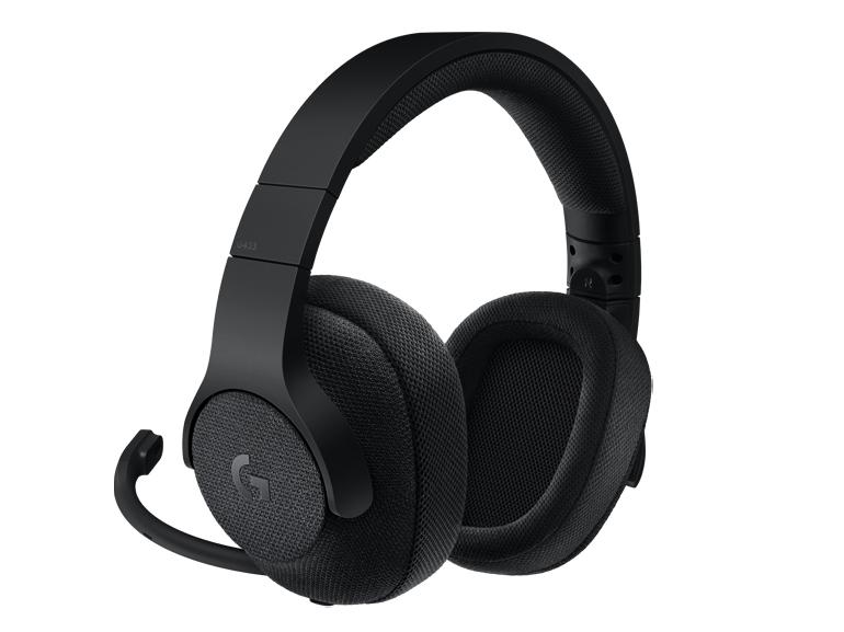 Logitech G433 : un casque pour le gaming et la musique aussi