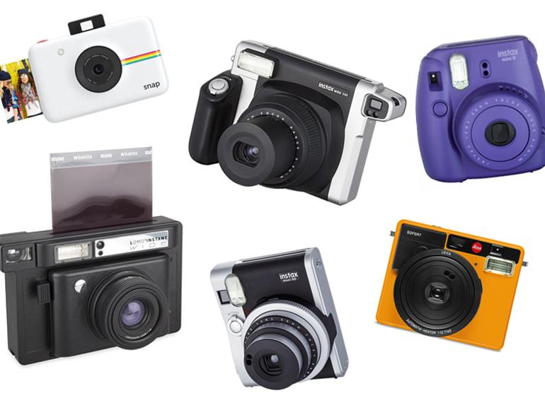 Les meilleurs appareils photo instantanés d'octobre 2020