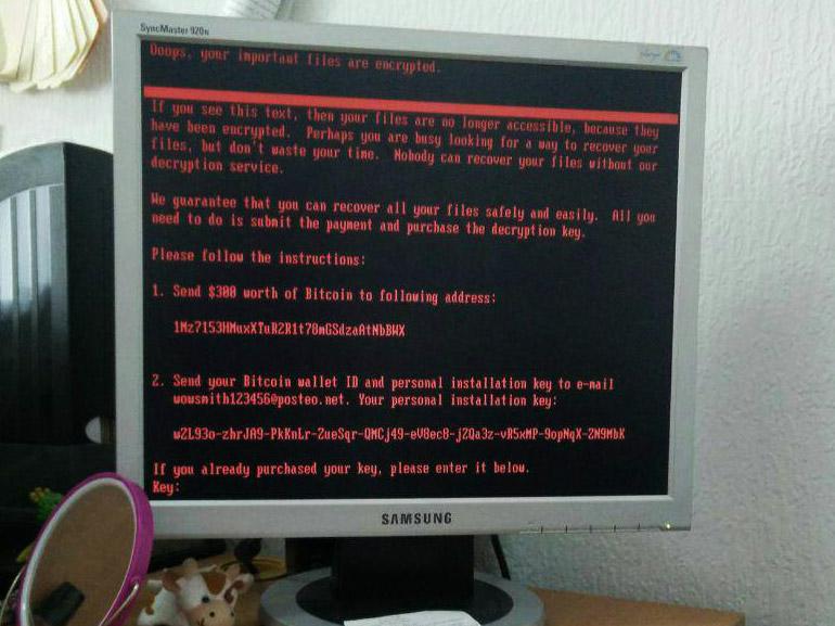 Petya ou NotPetya, une attaque d'envergure paralyse des milliers d'ordinateurs