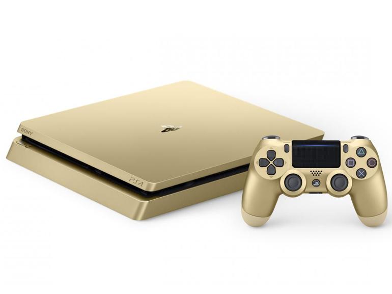 PS4 Slim Gold et Silver : elles arriveront en France le 28 juin