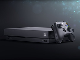 Test : Microsoft Xbox One X
