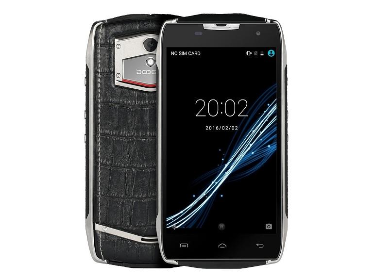 Bon plan : smartphone renforcé DOOGEE T5 à 116€